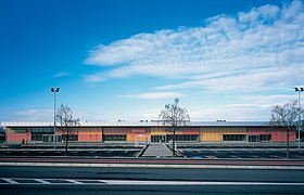 斯洛文尼亚伦达瓦零售中心
