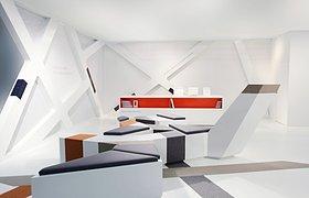 瑞典创意地毯展馆