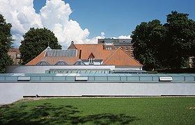 丹麦奥尔胡斯艺术大楼的扩建