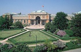 丹麦国家美术馆的扩建