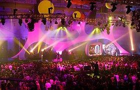 悉尼MTV舞台设计
