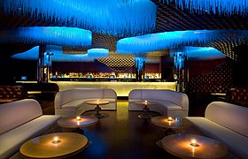 纽约Cienna Ultralounge休闲酒吧