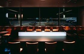 日本Avion机场咖啡馆