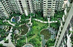 广州Favorview豪宅地产社区环境