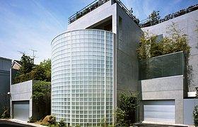 东京S的住宅花园