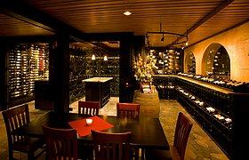 美国餐厅酒品储存系统