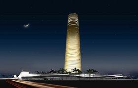 沙特阿拉伯OIC(伊斯兰组织会议中心)新总部