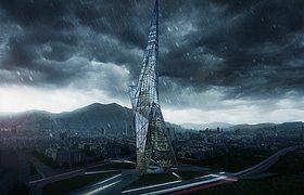中国台湾Taiwan Conceptual Tower台湾概念塔写字楼