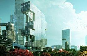 韩国龙山国际商务区R6住宅