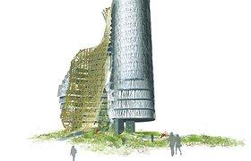 西班牙Eco塔办公大楼
