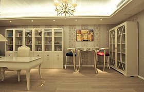 湖南长沙豪宅别墅设计——英伦Style