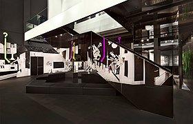 中国上海玻璃博物馆 展览馆