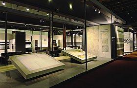 土耳其2011年卡莱陶瓷展展厅