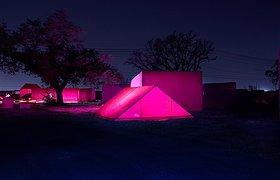 美国Pink Project展厅