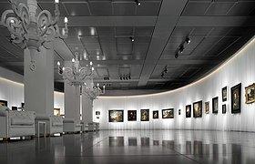德国克雷默收集作品展览展览馆