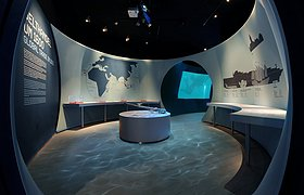 瑞士万历探险展厅
