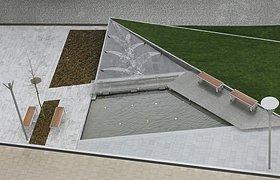 匈牙利千禧之城中心主建筑景观(K&ampH总部)