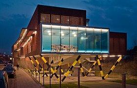比利时公共就业服务机构停车场
