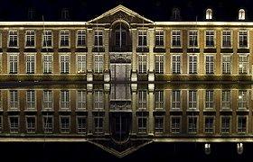 比利时Averbode修道院庭院