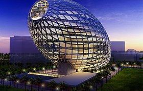 印度蛋形电脑化建筑