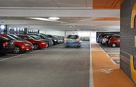 英国考文垂大学多层停车场
