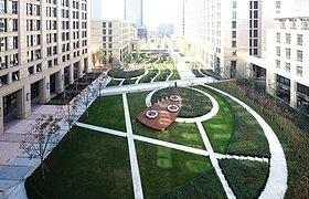 宁波R&ampD园区(B区)景观设计