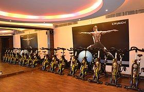 印度新德里Crunch健身馆