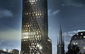 瑞士斯德哥尔摩洲际大楼