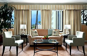 美国费尔蒙米拉马尔平房酒店