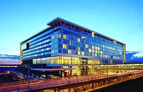 加拿大蒙特利尔机场万豪酒店