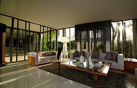 印尼Kayu Aga House住宅设计