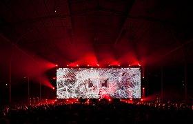 中国爆音盒舞台