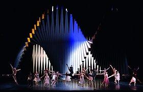 瑞士《达芙妮与克罗埃》歌剧舞台设计