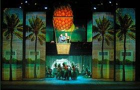 以色列2011《卡巴莱》戏剧舞台设计