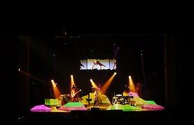 巴西2011天赋乐队舞台