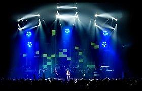 美国Jay-Z纪念演出舞台