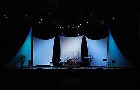 """美国2008""""纯净""""音乐会舞台"""