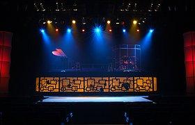 """美国2009""""葡萄园""""音乐会舞台"""