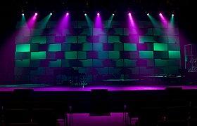 """美国2010""""响应""""音乐会舞台"""