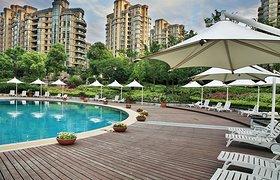 上海绿城住宅景观