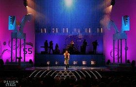 西班牙2008恩达斯颁奖晚会