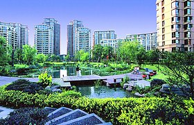 杭州—春江花月小区