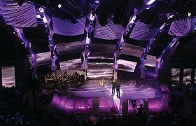 2011南非音乐奖舞台设计