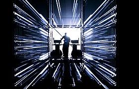 法国SQUARE Cube舞台