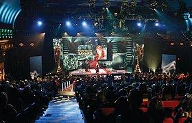 加拿大大众电视奖舞台
