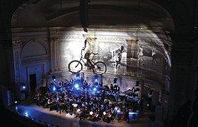 美国卡内基音乐厅的Jay-Z 演唱会舞台