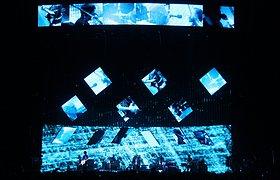 法国2012电台司令巡回演唱会舞台