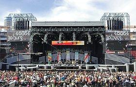 南非2007年46664音乐会舞台