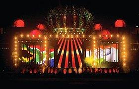 南非2011新时代友情音乐会舞台