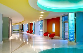 美国亚特兰大依格斯顿校园儿童保健中心
